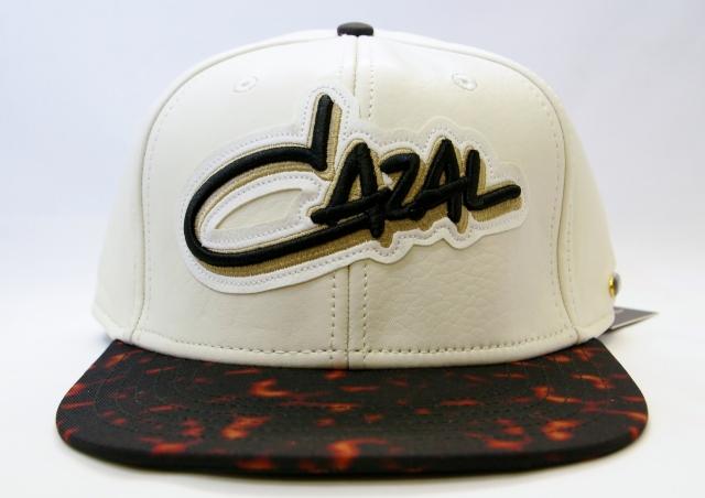 CAZAL CAP(カザール キャップ)カラー白 正面画像