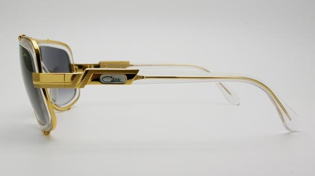 CAZAL(カザール) 656/3 col.065 レジェンズモデルサングラス P-250T 横画像